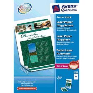 Laser-Photopapier