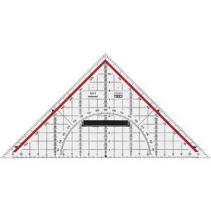 Lineale, Geodreiecke, Dreikantlineale